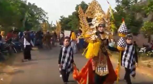 Dari Troso Carnival Jepara , Promo Produk Lokal Yang  Berharap Mendunia