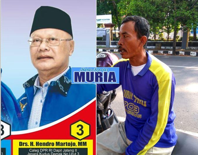 Iwan Pengojek Gerdu Jepara, Masih Teringat Sosok Pak Hendro Martoyo