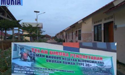 Rumah Khusus Nelayan Kedungmalang Jepara Mulai Disewakan