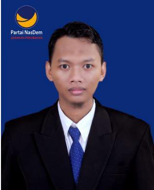Ini Caleg Anda , Indra E. Rinaldy, S.E. Lewat Partai Nasdem  Tunjukkan Jati Diri