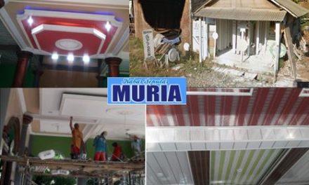 Berkah Gypsum Abadi Bawu Jepara , Jual dan Pasang Plafond Gypsum dan PVC Budget Minimal