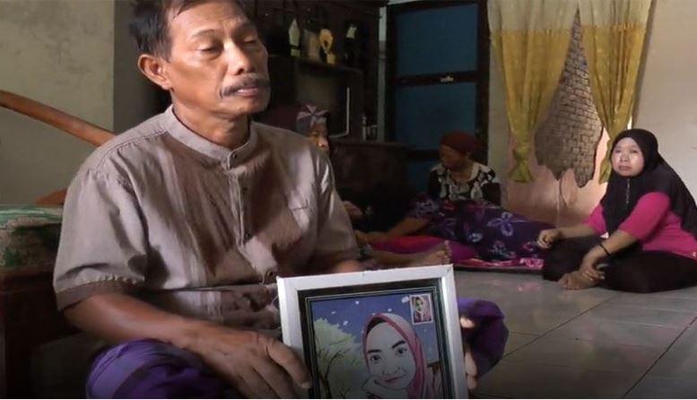 Putty Fatikhah Rani Warga Gajah Demak , Korban Kecelakaan Pesawat Lion Air JT 610
