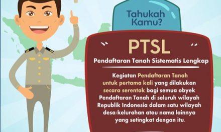 Mengenal Program Pendaftaran Tanah Sistematik Lengkap ( PTSL)