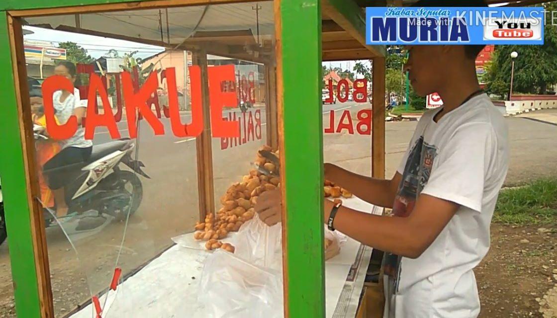 Abdul Rohman Lulus SMP Mondok , Terus Jualan Bolang Baling di Krasak Jepara