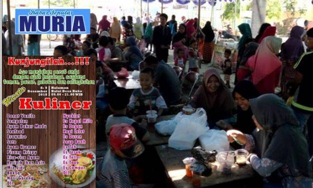 Yuk  Nikmati  Wisata Kuliner Ke Desa Buko Demak