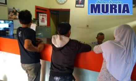 Wow !!!!  Kantor Pos Kedung Jepara , Masih Ramai Layani Warga