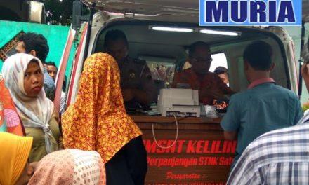 Samsat Keliling Jepara , Hari Rabu Di Depan Kantor Kecamatan Kedung