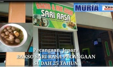 """Bakso """"Sari Rasa"""" Pecangaan Kulon , Rasa dan Harganya PAS Banget"""