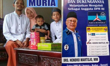 Transmigran Asal Jepara di Bengkulu, Do'akan Pak Drs. Hendro Martojo, MM Sukses Jadi Anggota DPR RI