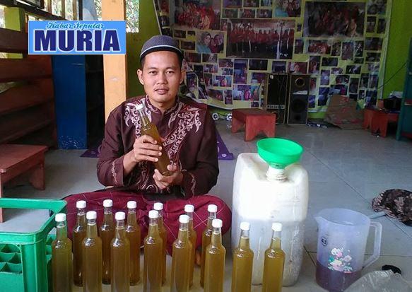 Nur Salim  Jepara  Bisnis Madu Asli , Pelanggan Selalu Mencari