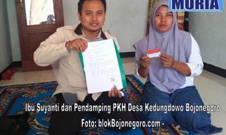Viral !!!!! Inilah Ibu Suyanti , Penerima Manfaat PKH ini Mengundurkan Diri karena telah mandiri