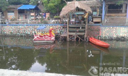 Pemdes Desa Welahan Ubah Sungai Tempat Pembuangan Sampah Jadi Obyek Wisata