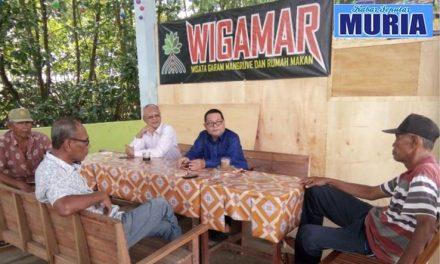 Drs. Hendro Martojo,MM Caleg DPR RI Kunjungi Wigamar Kedungmutih Demak