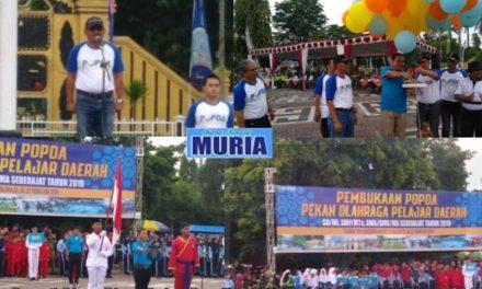 Bupati  Blora Buka  Popda   Eks Karisidenan Pati Tahun 2019