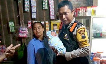 Tak Bertanggung Jawab !!! Bayi Habis Dilahirkan Dibuang di Tombong Belanja