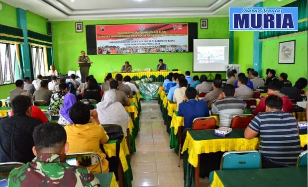 Silaturahmi Kamtibmas  Peringati Hari Pers dan HUT PWI ke 73