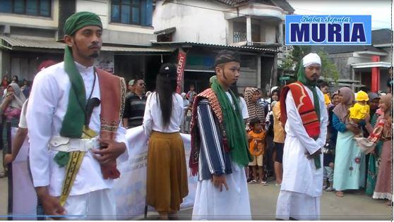 Haul Maulana Kedungmalang Jepara Meriah , Ada Slametan , Karnaval dan Pengajian