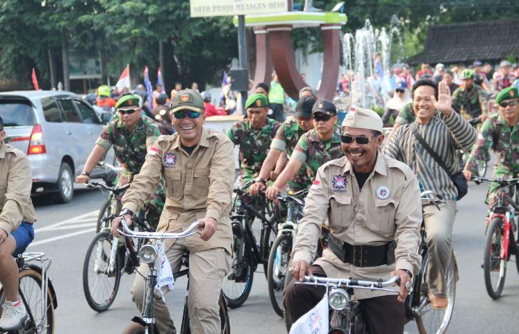 Sepeda Klasik ( Tua ) di Pati Masih Banyak Penggemarnya