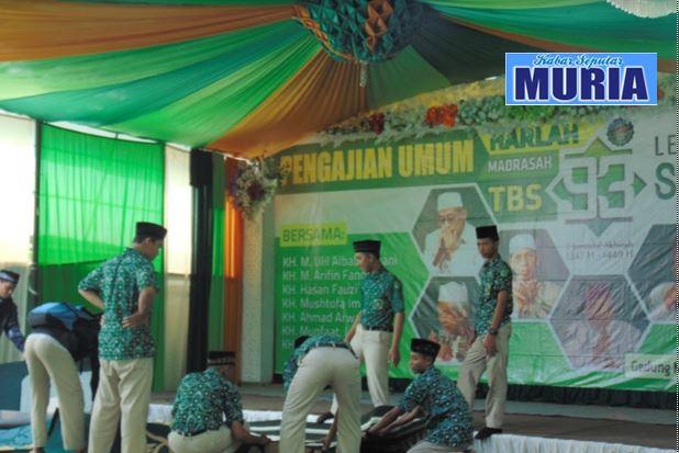 Jelang Satu Abad Madrasah, Ribuan Alumni TBS Kudus Kumpulkan Manuskrip Sejarah Sekolah