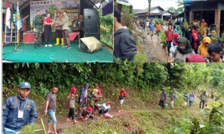 WAPALHI Fakultas Syariah dan Hukum UNISNU Jepara , Tanam Ribuan Bibit Tanaman di Lereng  X Gunung Muria