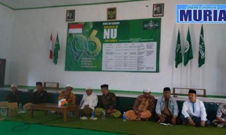 Dalam Rangka Harlah NU Ke 96 , MWC  NU Kedung Jepara Gelar 22 Hataman Al-Qur'an