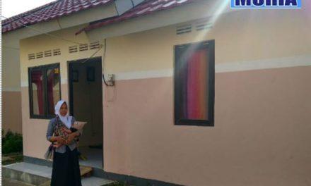 Eny Ambar Bersyukur ada Rumah Nelayan Sewa, Ia Tak Lagi Di rumah Mertua