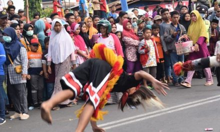 Ribuan Orang Terlibat Dalam Kirab Budaya 516 Kabupaten Demak Tahun 2019