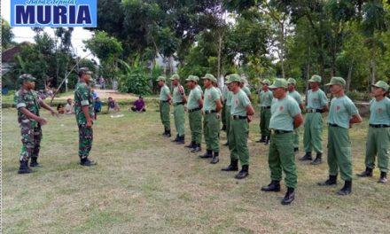 Linmas Ujung Tombak Pengamanan TPS di Pemilu 2019