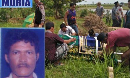 Satu Anggota Linmas TPS Di Desa Karangaji  Jepara  Meninggal Dunia