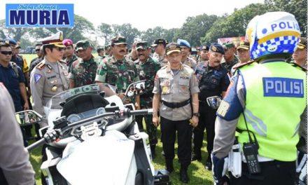 Panglima TNI dan Kapolri , Cek Kesiapan TNI dan Polri  Dalam Pengamanan 2019