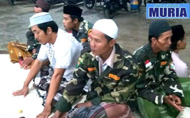 Banser SatKorKel Kedungmutih Ikut Amankan Kegiatan Islam Di Desa