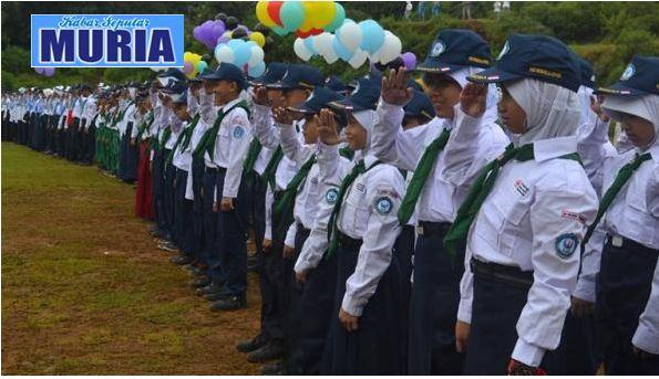 PMI  Kabupaten Jepara sukses Gelar  kegiatan  JUMBARA  Ke-XIV