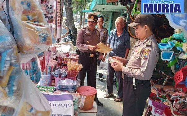 Polres Blora TERTIBKAN Penjualan dan Penggunaan Petasan