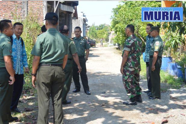 Kelurahan Kalikondang  Demak , rencana sasaran TMMD ke-105 tahun 2019