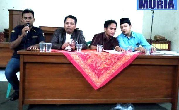 Achmad Fakhrudin Pimpin Karang Taruna Jepang Kudus