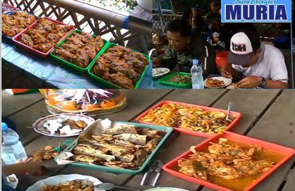 Kepiting Sokka Jantan Bertelor Menu Andalan Café Reduksi Kedungmutih Demak