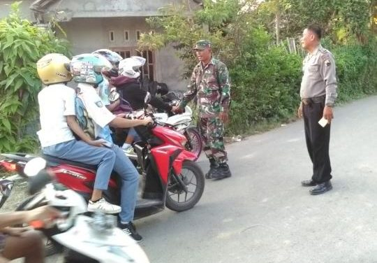 Pawai Kelulusan Bahayakan Pengguna Jalan
