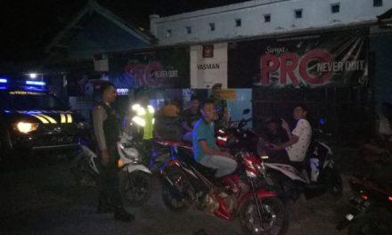 Jelang Lebaran TNI dan Polri Di PucakWangi Gelar  Patroli Gabungan