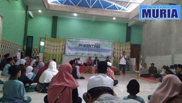 Jelang  Ramadhan  Yayasan Aulia Centre Ponpes Mifatahul Jannah Dempet Demak, gelar seminar Parent Gathering