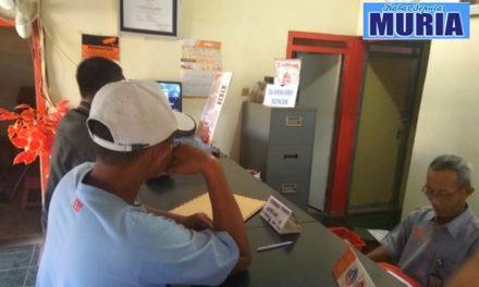 Kantor Pos Bugel Jepara , Hari Pertama Puasa Layani Banyak Warga