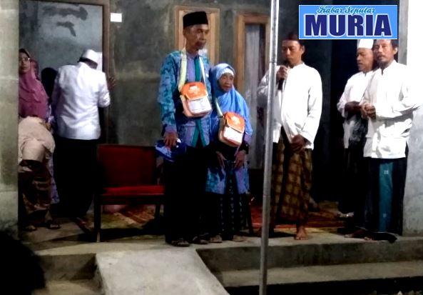 Tradisi Lepas Calon Haji , Doa Bersama dan Lantunan Adzan