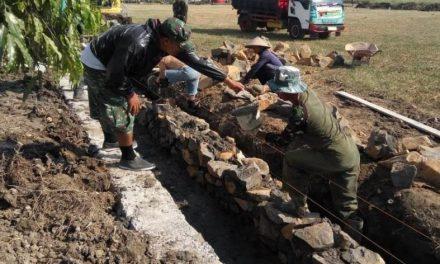 TMMD Reguler Di Desa Kalikondang Demak Warga Sangat Senang