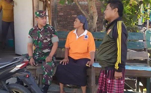 Warga Kalikondang Siap Bergotong Royong Dalam TMMD Di Desanya