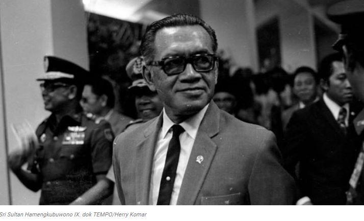 Ibukota NKRI Pernah  Pindah ke Yogyakarta Tanpa Biaya,  Karena Disumbang Keraton