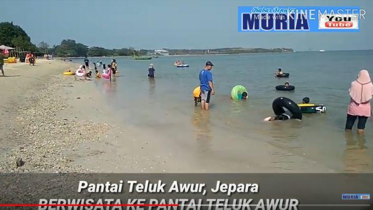 Yuk Kunjungi  Pantai Teluk Awur Jepara , Bertambah Nyaman Untuk Pengunjung