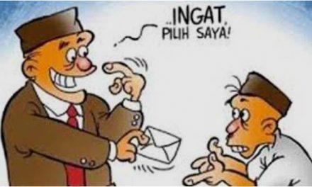 Mencegah Politik Uang dalam Pemilihan Kepala Desa / Petinggi