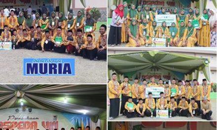 Ponpes Bale Kambang Jepara , Juara Umum 3 Pospeda VIII Jawa Tengah