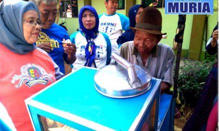 Lik Sagi Asli Klaten , 40 Tahun Ider Es Thung Tiada Henti Di Jepara