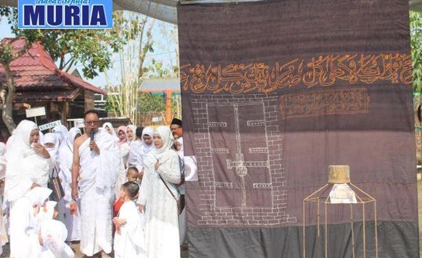 Parent Education Haji  di KB Al-Azhar Jekulo Kudus