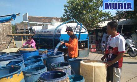 Pipa PDAM Macet , Warga Desa Kedungmalang Jepara Butuh Air Bersih